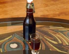Ликеры из темного пива фото