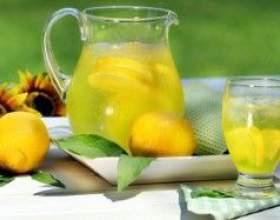 Лимонад – готовим сами фото