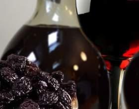 Лучшее вино из чернослива в домашних условиях фото