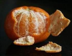Мандариновая настойка фото