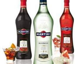 Martini и его виды фото