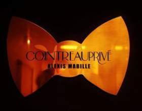 Модельер алексис мабий сделал бабочку для cointreau фото