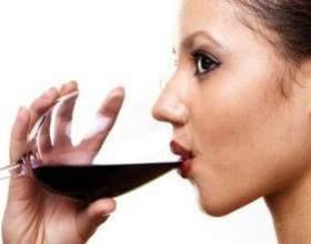 Можно ли пить вино при беременности? фото
