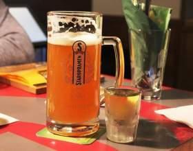 Можно ли пить водку с пивом? фото