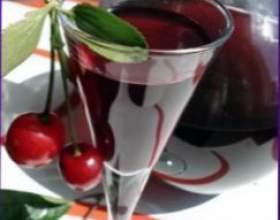 Наливка «украинская» вишневая фото