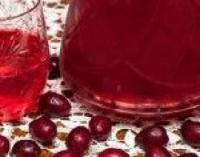 Наливки из кизила – лучшие рецепты (с водкой и без) фото