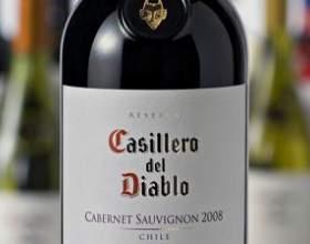 Напиток «сasillero del diablo» фото