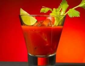 Наслаждайтесь коктейлем «кровавая мэри» правильно фото