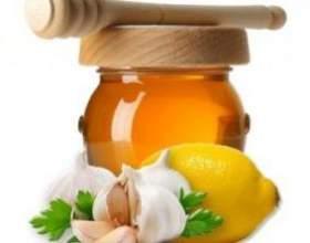 Настойка чеснок мед лимон фото