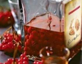 Настойка калины: на водке, спирту, свойства, рецепты фото