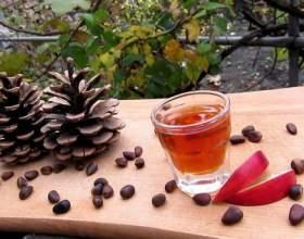 Настойка на кедровых орехах на водке — рецепт фото