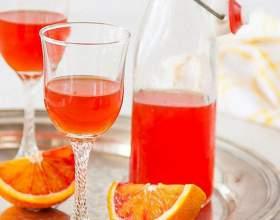 Настойка спирта на апельсинах и апельсиновых корках фото