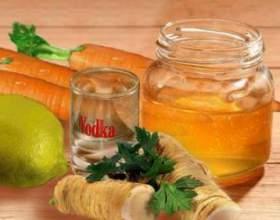 Настойка водки с медом от простуды фото
