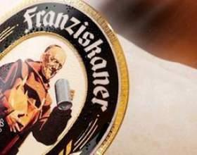 Немецкое пиво «францисканер» фото