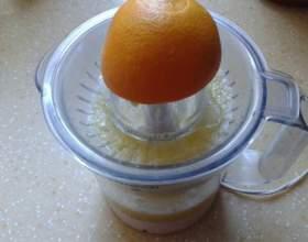 Несколько вариантов апельсинового сока с имбирем фото