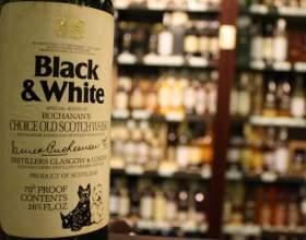 """Невероятный успех виски black and white как подтверждение тезиса «реклама – двигатель торговли» С""""РѕС'Рѕ"""