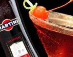 Нюансы подачи и гастрономические сочетания мартини россо фото