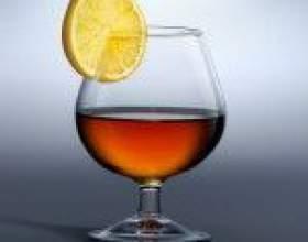 О традиции закусывать коньяк лимоном фото