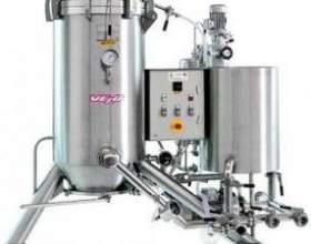 Оборудование для процесса производства пива фото