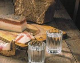 Очистка самогона хлебом в домашних условиях фото