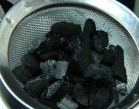 Очистка самогона углем фото