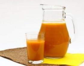 Оранжевое настроение – пьём облепиховый сок! фото