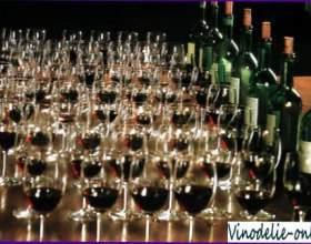Основы дегустации вин фото