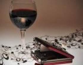 Особенности сочетания вина и сигарет фото