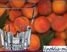 Персиковый самогон фото