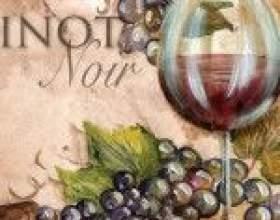 Пино нуар: капризное вино с переменчивым вкусом фото