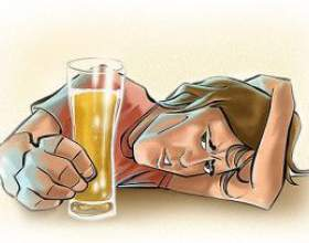 Пивной алкоголизм симптомы и лечение фото