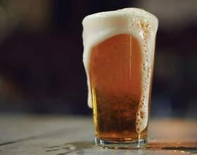 Пиво из ржаной муки с медом и сахаром фото