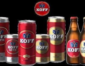 Пиво koff: классический скандинавский лагер по разумной цене фото