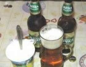 Пиво со сметаной для набора веса фото