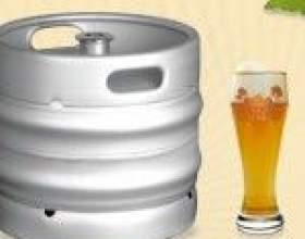 Пиво в кегах вместо стеклянных и пластиковых бутылок фото