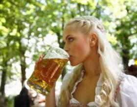 Пиво вред и польза для женщин фото