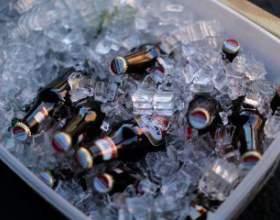 Пиво замерзло в холодильнике — можно ли пить? фото
