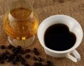 Пять лучших рецептов кофе с коньяком фото