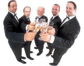 Почему многие мужчины пьют? фото