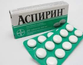 Почему нельзя принимать аспирин и пить алкоголь? фото