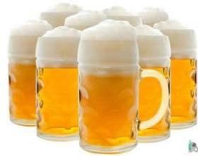 Почему возникает похмелье от пива? фото