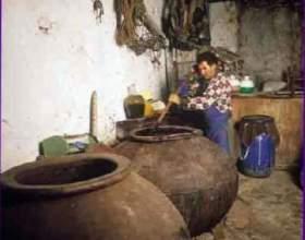 Подготовка к приготовлению вина фото