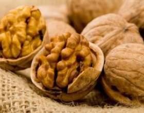 Полезные свойства грецкого ореха и настойки из него фото