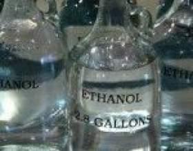 Полная классификация этилового спирта: марки, виды, сорта фото