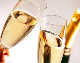 Польза и вред шампанского фото