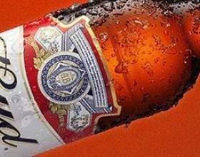 Популярный напиток — пиво бад фото