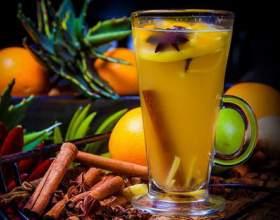 Пошаговые рецепты горячих алкогольных коктейлей фото