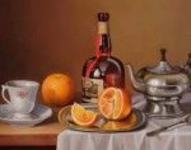 Правильное сочетание коньяка и чая фото
