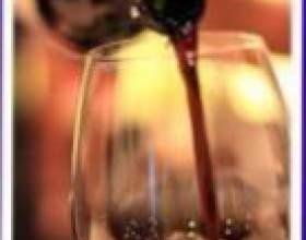 Правильное употребление вина фото