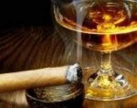 Правильный выбор сигар к виски фото